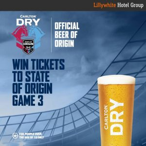 State of Origin Game 2 – Win your way to the game
