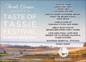 Taste of Tassie Festival